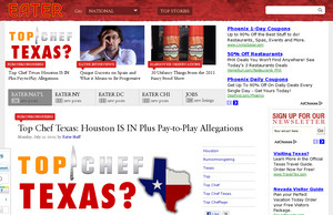 Top Chef Texas: Houston IS IN Plus Pay-to-Play Allegations
