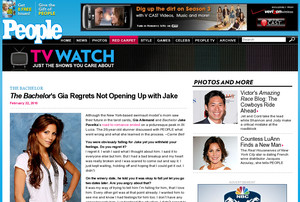 The Bachelor's Gia Regrets Not Opening Up with Jake