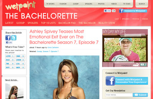 Ashley Spivey Teases Most Emotional Exit Ever on The Bachelorette Season 7, Episode 7